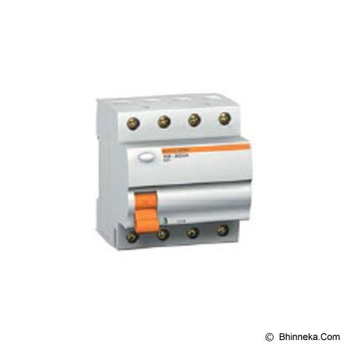 SCHNEIDER ELECTRIC ELCB Domae 4 Kutub [DOM11028] - Miniature Circuit Breaker / MCB